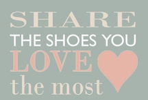 Share Shoes U ❤️ #dailyshoe / Pin your favourite shoes here for all The Daily Shoe lovers to enjoy!  **** If you would like an invitation to contribute and pin to this board, please email your Pinterest name to share.pinterest@dailyshoe.co.za