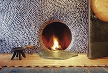 fireplace / by Ree Aston