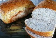Breads / by Lori VanOrman