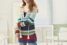Crochet / Patterns, Finished Projects, Inspiration for crochet