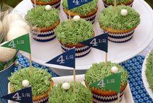 Golf theme party / by Anna Sheedy