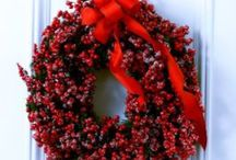 Handmade wreaths / by Carrie French