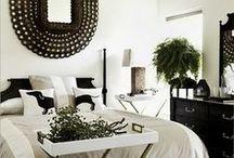 Bedrooms / by Lori VanOrman