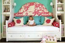 Kids Rooms / by Lori VanOrman
