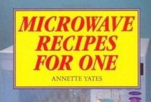 Microwave Cooking / Microwave cooking is fast and easy!  Let's do this!