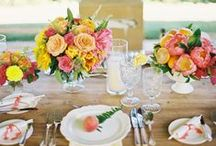 Summer Weddings / Some pins for Summer wedding inspiration Real Weddings