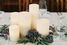 Winter Weddings / Inspiration for your Winter wedding