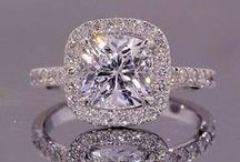 Engagement & Wedding Rings / No matter which style or colour, we have the inspiration