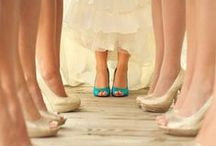 Bridal Shoes / Shoes to take the big step in...