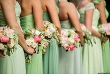Pistachio Green Colour / All things Pistachio Green, a big colour trend 2014/2015 for your wedding