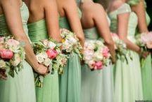 Pistachio Green Colour Wedding Inspiration / All things Pistachio Green, a big colour trend 2014/2015 for your wedding