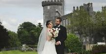 Dromoland Castle Weddings / One of our beautiful elite partner venues