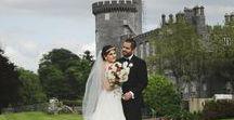 Dromoland Castle Weddings / One of our beautiful elite partner venues