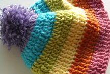 Crochet Hats & Headbands / Crochet stuff that goes on your head