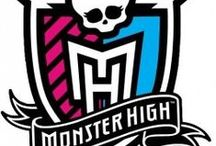 "my Monster High dolls / Note the ""Have"" or ""Wanted"" on each pin"