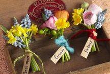 Wedding Boutonnieres & Buttonholes