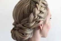 Bridal Hairstyles / Bridal hairstyle ,Wedding hairstyles,Current trends, floral accessories, headpieces...wedding hairstyles ,wedding style