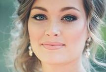 Bridal Make-up / Great inspiration for all wedding makeup styles: vintage, rustic...