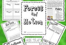 Forces and Motion-Unit 7 / Big Idea 13-Forces and Changes in Motion