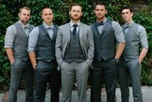 Grooms Attire Trends 2016 / 2017 / Suits for the Groom Coloured, Super Slim Fit, Tweed; Dress Shoe Trends