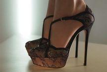 Heels / Footwear / by Niamh Cunningham