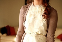 My future wardrobe... / by T.J. Maxx