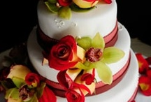 Cakes & Reception / These are some cakes and receptions that we have decorated over the years.