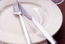 Lunch & Dinner / by Kathy Wyatt