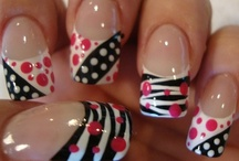 NAIL ART # 2 / by Dazzle Me Cases