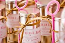 Party Favors / Whether its for you wedding or a birthday party, these party favor ideas will win everyone over