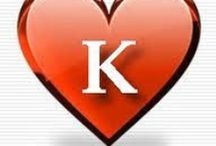 "letter ""k"" / by Kathe Williamson"