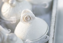 'White' Weddings / A collection of images used for our White Weddings Mood Board.
