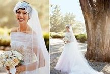 CELEBRITY WEDDINGS / Get some wedspiration from the rich and famous.