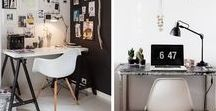 Working From Home / Because of all the rooms to be inspired in, your home office should be one of them