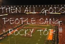 Good Ole Rocky Top! / University of Tennessee! GBO!