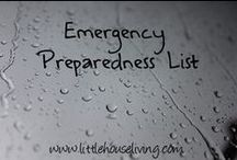 Emergency Preparedness / by Kaitlyn Arnold