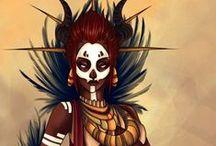 Aztec Mystic