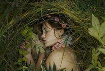 child of faerie / live wild, flower child