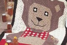 Things to try~Knit~Crochet / by Cheryl Osborn