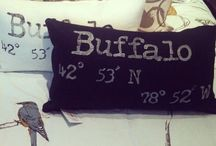 buffalo. / eat, buy & support local / by Kayleigh Brynn