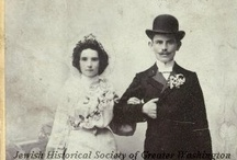 Weddings / by Jewish Historical Society of Greater Washington (JHSGW)