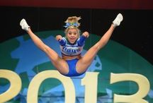 cheer is lyfe / by Katelyn Carter