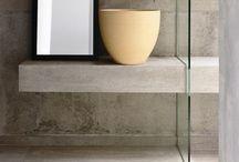 Interior: Bathroom Modern / by Marina Roering