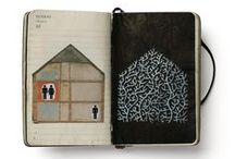Houses Big & small / by Marina Roering