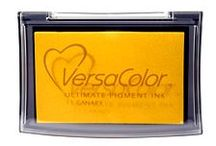 VersaColor / VersaColor - the ultimate pigment ink.  This board contains inspiration from projects made with this rich and creamy ink.  VersaColor also boasts the widest range of colors in the Tsukineko ink family.  It dries naturally on uncoated papers; embossing is recommended on coated papers.  Available in full-size inkpads, small inkpads, multi-colored pads and inkers.  VersaColor is a staple for paper crafters.