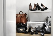 """walk-in closet / """" I like my money right where I can see it... hanging in my closet."""" - Carrie Bradshaw"""