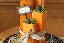 Fall Ideas / Food, recipes, crafts and family ideas to celebrate Fall 'cause it's my favorite time of the year