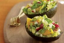 Meatless Monday / How to make your #MeatlessMonday a hundred times better? Just add avocado.  / by Avocado From Chile