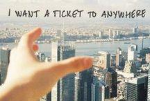travelling / Paris, London, Barcelona, New York City, Los Angeles, Monaco, Madrid, Maldives, Barbados