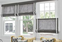 Interior Curtains & blinds